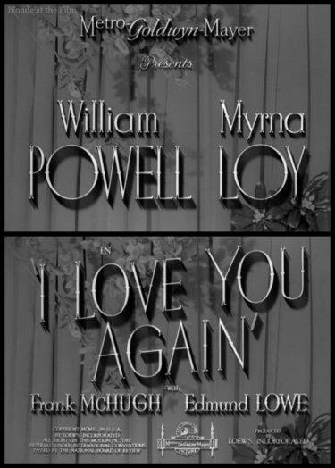 Love You Again titles