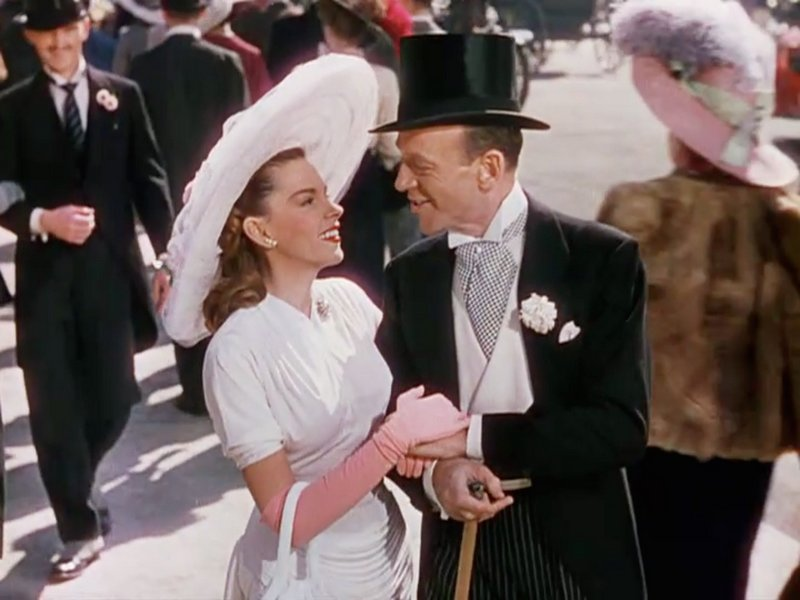 Easter Parade (1948) – The Blonde at the Film