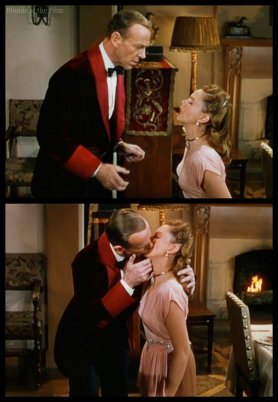 Easter Parade Astaire Garland kiss