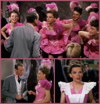 Easter Parade Astaire Garland meet