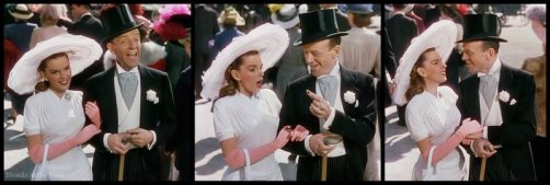 Easter Parade Astaire Garland parade