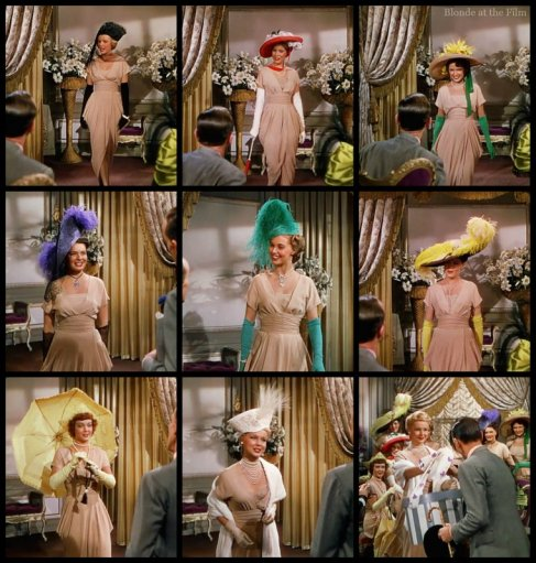 Easter Parade Astaire hats