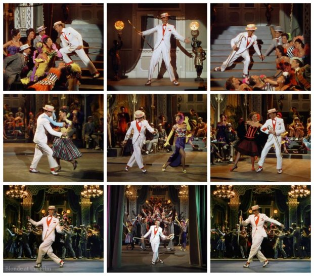 Easter Parade Astaire stepping out