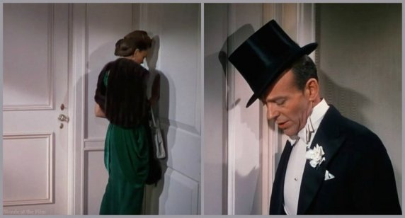 Easter Parade Garland Astaire door