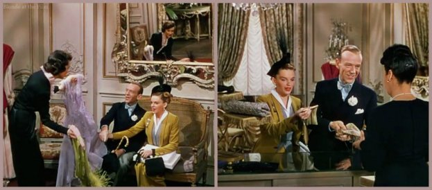 Easter Parade Garland Astaire shopping
