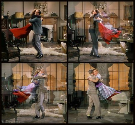 Easter Parade Garland Astaire twirl