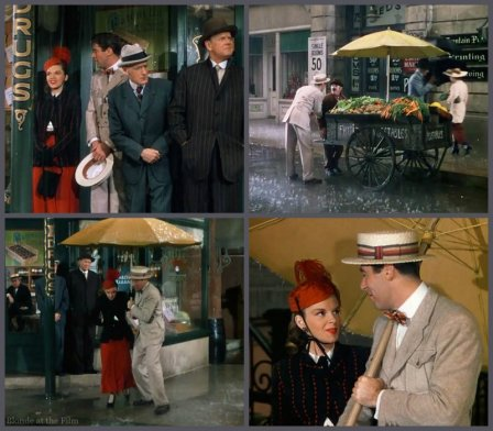 Easter Parade Garland Lawford rain