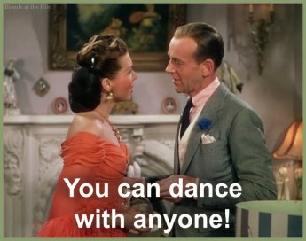 Easter Parade Miller Astaire dance chat