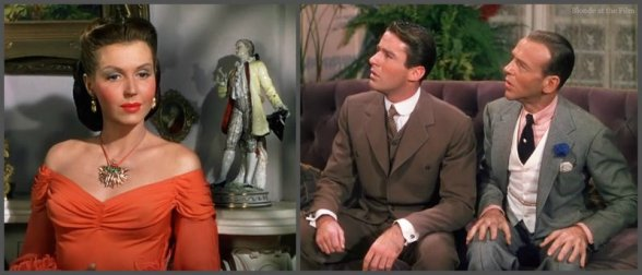 Easter Parade Miller Lawford Astaire announcement