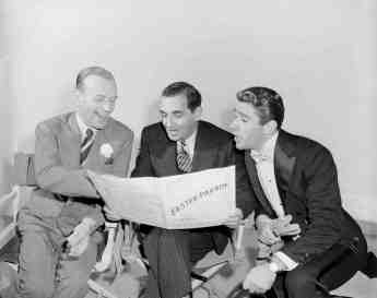 Astaire, Berlin, and Lawford via: http://www.tcm.com/tcmdb/title/2332/Easter-Parade/#tcmarcp-160965-160952