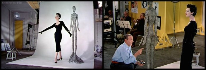 Funny Face Astaire Dovima