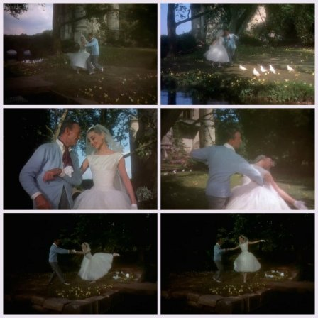 Funny Face Hepburn Astaire church dance