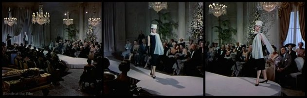 Funny Face Hepburn black dress
