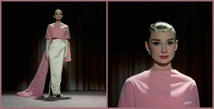 Funny Face Hepburn makeover