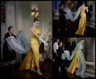 Funny Face Hepburn yellow