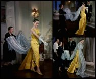 Funny Face Hepburn yellow