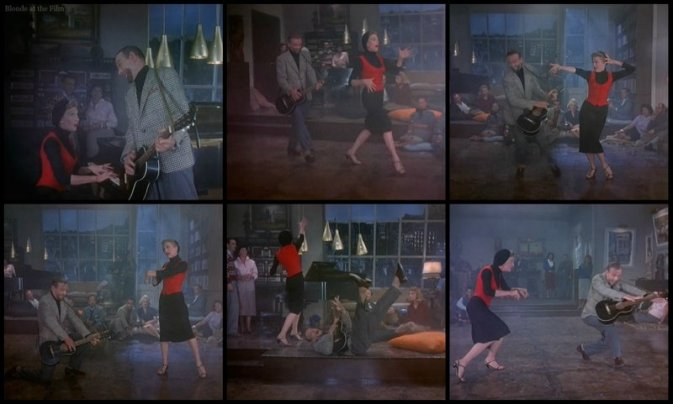 Funny Face Thompson Astaire dance