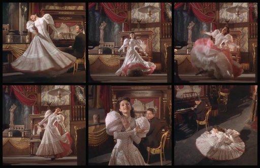 Harvey Girls Charisse dance