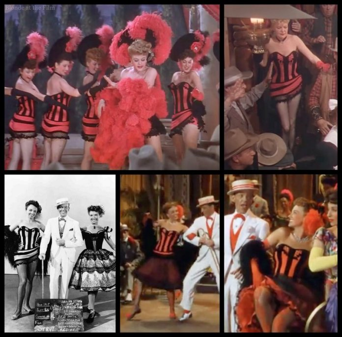 Top two, The Harvey Girls. Bottom left via: http://www.tcm.com/tcmdb/title/2332/Easter-Parade/#tcmarcp-238131