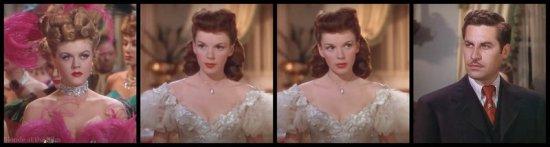 Harvey Girls Lansbury Garland Hodiak stares
