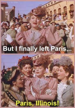 Harvey Girls Paris