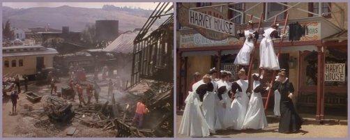 Harvey Girls post fire