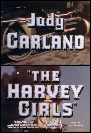 Harvey Girls title