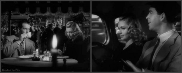 Double Indemnity MacMurray Heather fun