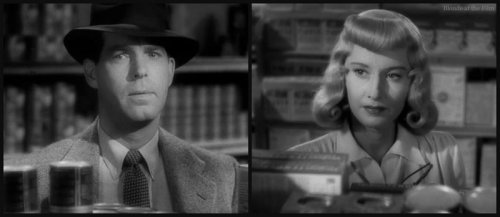 Double Indemnity MacMurray Stanwyck market 2