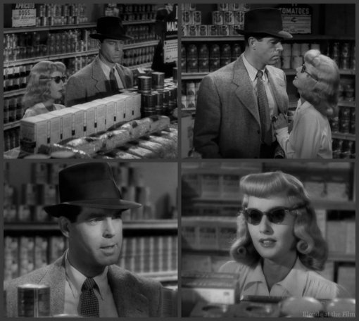 Double Indemnity MacMurray Stanwyck market 3