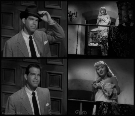 Double Indemnity MacMurray Stanwyck meeting