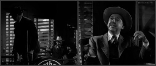 Double Indemnity MacMurray train