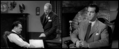 Double Indemnity Robinson Gaines MacMurray