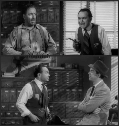 Double Indemnity Robinson MacMurray office