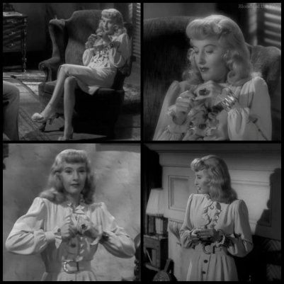 Double Indemnity Stanwyck dress