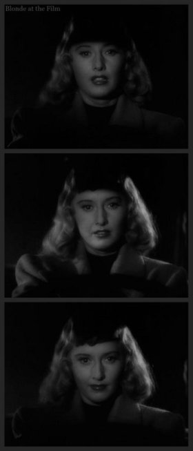 Double Indemnity Stanwyck faces