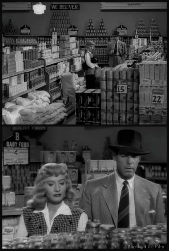 Double Indemnity Stanwyck MacMurray market 1