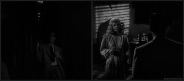 Double Indemnity Stanwyck MacMurray shot