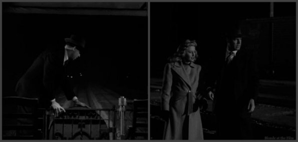 Double Indemnity Stanwyck MacMurray train 2