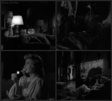 Low-key lighting in Double Indemnity