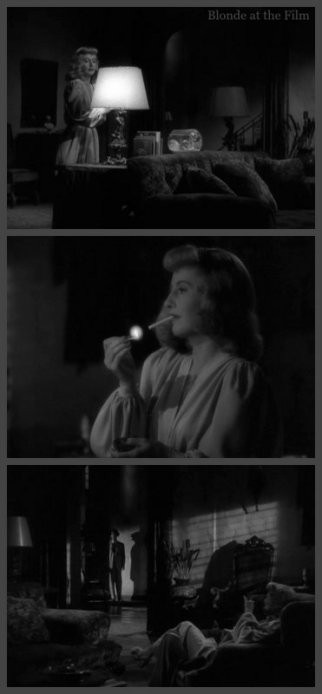 Double Indemnity Stanwyck preparation