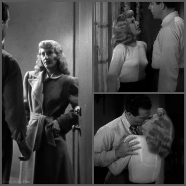 Double Indemnity Stanwyck sweater