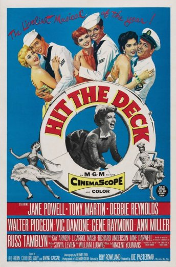 via: http://www.doctormacro.com/Movie%20Summaries/H/Hit%20the%20Deck%20(1955).htm