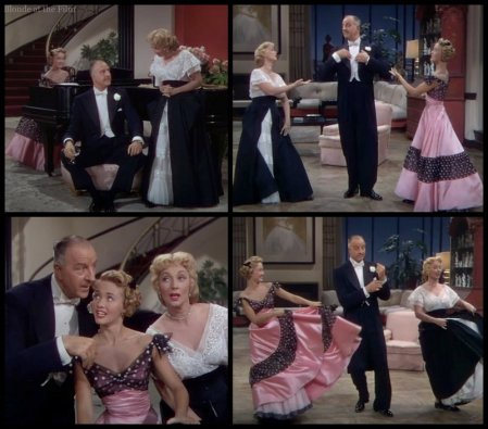 Nancy Rio Powell Calhern Sothern dance