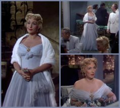 Nancy Rio Sothern blue gown