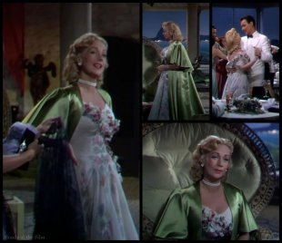 Nancy Rio Sothern flower dress