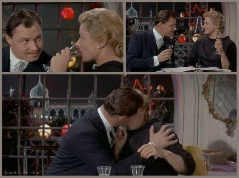 Anastasia Bergman kiss