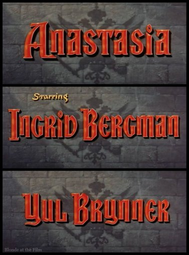 Anastasia titles