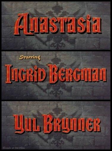 Anastasia titles