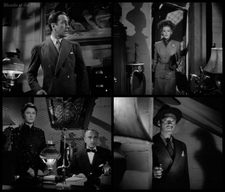 All Through the Night Bogart Anderson Veidt Lorre Verne